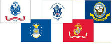 3x5 US American Made Flag Choose the Military Branch USMC ARMY NAVY AIR FORCE US