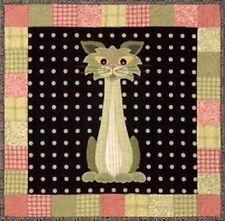 Garden Patch Cats Helene Knott CHOOSE  A  PATTERN