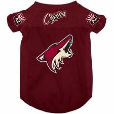 NEW PHOENIX COYOTES PET DOG MESH HOCKEY JERSEY ALL SIZES LICENSED