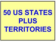 3x5 USA US States Territories Flag Banner Outdoor Indoor You Pick 3'X5' Pennant
