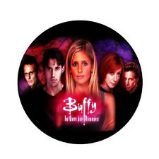 BUFFY MAGNET MIRROR OR PIN BACK BUTTON. YOU CHOOSE. NOVELTY COLLECTIBLE