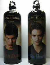 Alu Trinkflasche 1 Liter Twilight new moon Team Eduard oder Jacob NEU