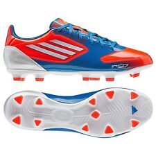 adidas F 10 TRX FG 2012 Soccer Shoes Red/White/Royal  Brand New  KIDS- YOUTH