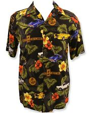 Ford Mustang Shelby GT350 GT500 Hawaiian Camp Shirt, David Carey