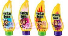MONKEY BRAINS HAIR CARE PRODUCTS SHAMPOO CONDITIONER GEL GLUE