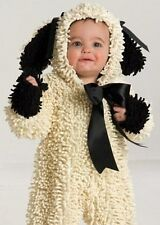 Baby Sheep Outfit Wooly Lamb Infant Halloween Costume