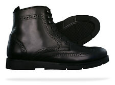 Hudson Wright Calf Mens Leather Ankle Boots 3010 - All Sizes