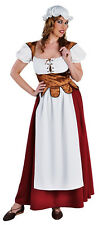 Medieval Tavern Wench Costume  !
