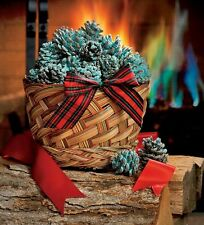 bulk multi-colored Color changing Fire OR Fireplace Starter PINECONE GIFT SET
