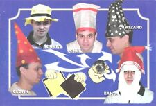 Hat Paper Tear Magic Trick - Choice Of Styles - Tissue Paper to Hat Easy Magic