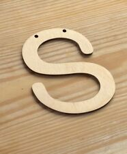 Wooden bunting letters personalised fonts party wedding birthday hanging signs