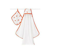 aden + anais Baby Towel and Washcloth Set muslin and terry