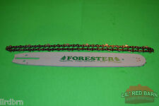"""HUSQVARNA AND JONSERED, D009 OR HV MOUNT 16"""" BAR & CHAIN COMBO 3/8"""" .058"""" 60DL"""