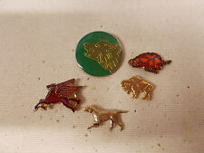 ANIMAL Lapel pins & Hat Pins or Tie Tacs #3