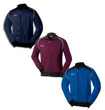 ASICS Mens Approach Zip Up Warm Up Athletic Running Jacket