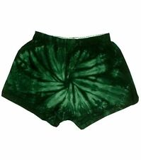 Tie Dye Shorts Youth Large, Multi-Color, Soffe 100% Cotton All Seasons, Everyday
