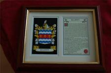 ELLIOT to FALVEY - Your Family Coat of Arms Crest & History