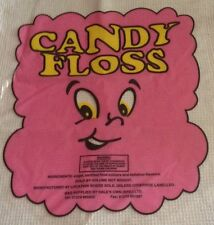 """11"""" x 18"""" TRADITIONAL PRINTED CANDY FLOSS BAGS Various  Designs 1 12 25 50 100"""