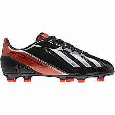 adidas F 10 TRX FG 2013 Soccer Shoes Black / Red / White  Brand New  KIDS- YOUTH