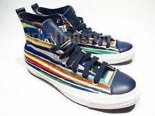 Converse CT SPEC HI MISSONI WHITE STRIPE 123736 chuck taylor hiroshi multi-color