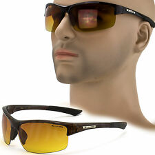 X-LOOP SUNGLASSES HD LENSES SPORTS LIGHTWEIGHT TRIATHLON GOLF CYCLING Mens 305