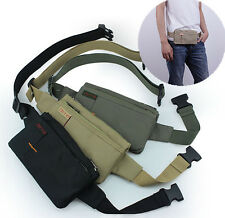 Travel Passport Running Riding Security Across Body Waist Bag Pouch Money Belt