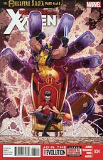 Wolverine and the X-Men #34 Comic Book 2013 NOW - Marvel