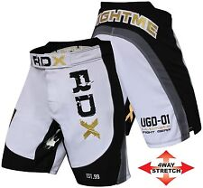 Auth RDX Shorts UFC MMA Grappling Short kick Boxing Mens Trouser Pants Gym US