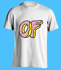 OFWGKTA ODD FUTURE DOUGHNUT OF TYLER THE CREATOR T SHIRT MENS WOMENS WOLF GANG