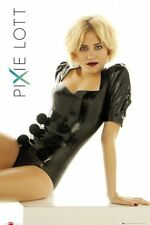 New Luscious in Leather Pixie Lott Poster