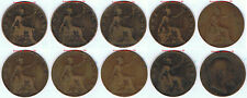 1902 to 1910 Edward VII Bronze Penny - Choose Date - supplied in coin wallet