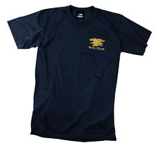 navy seals team t-shirt official logo various sizes rothco 60030