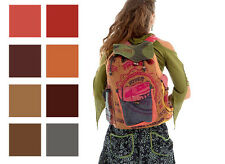 **LAST FEW ON SALE** HIPPY RECYCLED ECO HEMP RUCKSACK BAG hippie festival boho
