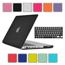 "Rubberized Hard Matte Case Cover Keyboard Skin For 13"" Macbook Pro 13.3 Inch"