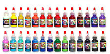 NEW Professional Tattoo Supply INK MADE IN THE USA over 20 Colors U choose size