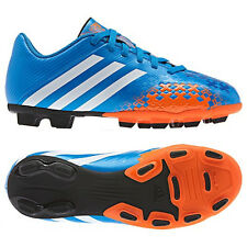 adidas Predito LZTRX FG 2013 Soccer Shoes Royal / Orange / White  KIDS- YOUTH