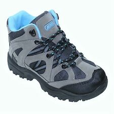 LADIES HIKING BOOTS WOMENS HI TOPS ANKLE WALKING TREKKING TRAINERS SHOES SIZES