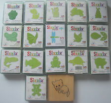 PK 40 CARD SHAPES *** ANIMALS & INSECTS ,FISH DIE CUTTER NOT 4 SALE