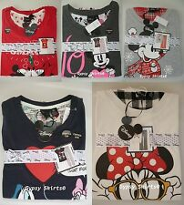 PRIMARK OFFICIAL DISNEY MICKEY MOUSE PYJAMAS SET LOUNGE NIGHT WEAR SOFT COSY
