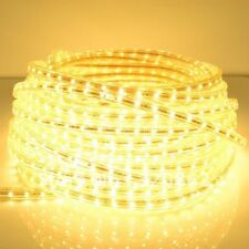 Warm White 110-120v LED Strip Light Accent Under Over Cabinet Rope-Select Length