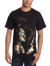 Star Wars Boba Fett Bounty Hunter T-Shirt - Black