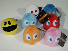 """4"""" PACMAN WITH VARIOUS GHOSTS AND MONSTERS.GENUINE LICENSED"""