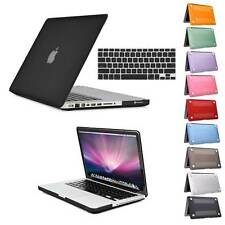 "Rubberized Matte /Crystal /Sleeve Cover Case for Macbook PRO 13"" 15"" AIR 11"" 13"""