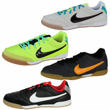 Chaussures de football INDOOR NIKE JUNIOR TIEMPO NATURAL IV LTR IC RIO