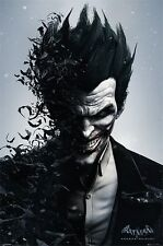 New DC Comics Batman Arkham Origins The Joker Poster
