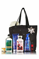 Bath  Body Works Customer Favorites VIP Tote Bag Gift Set Beauty Products $100+!