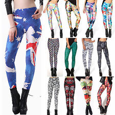 Hot New Selling Womens Punk Funky Leggings Stretchy Pencil Skinny Sexy Pants