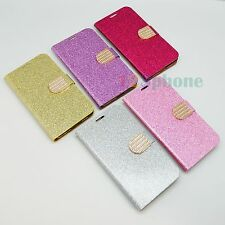 BLING GLITTER PU LEATHER CASE FOR SAMSUNG GALAXY NOTE 3 N9000 N9005