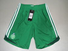 As St. Etienne Away Shorts Trousers 11/12 Orig. Adidas Size S M L Xl New