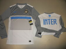 Training Jersey LS Inter Mailand 11/12 Orig. Nike New S M L XL XXL Player Issue